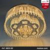 Lustre Plafonnier LED Maroc